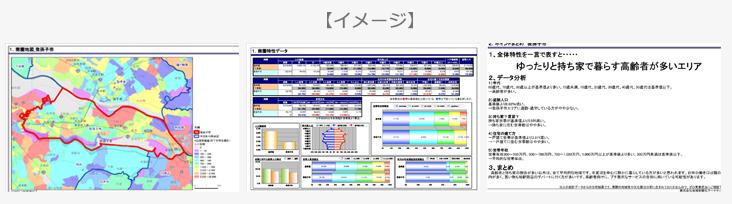 商圏分析データサンプル